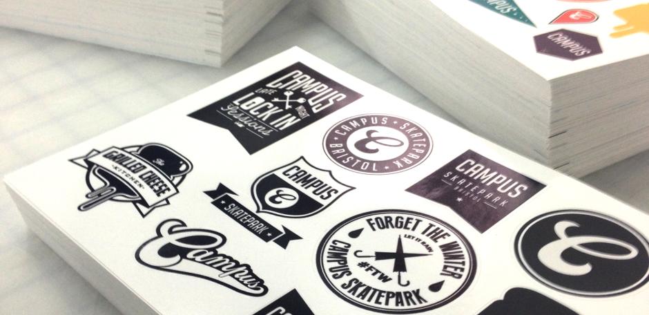 Singapore Sticker Printing